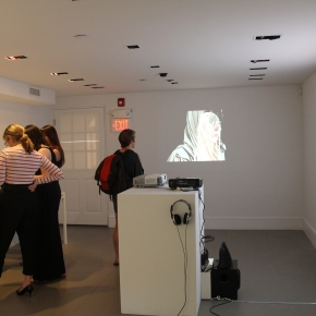 Rye resident introduces community to local art space