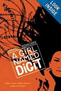 """The cover of """"A Girl Named Digit."""""""
