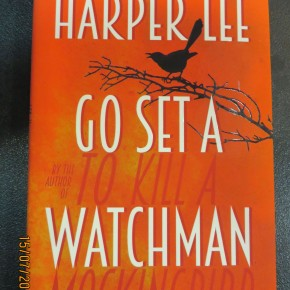 Harper Lee's 'Go Set a Watchman' breaks records