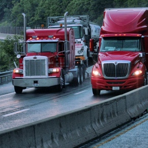 How apps are transforming US trucking